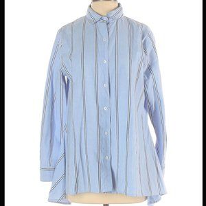 Walter Baker Long Sleeve Button-Down Tunic| Size S